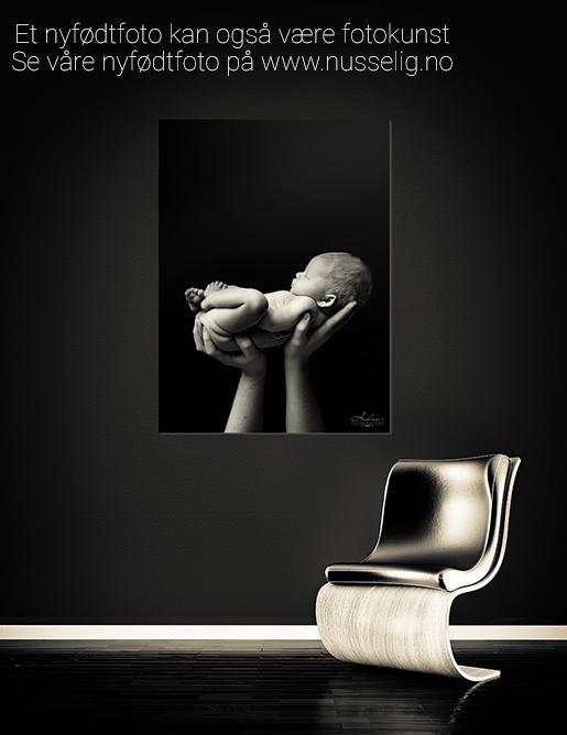Se flere nyfødtfoto på vår nettside for nyfødte: www.nusselig.no